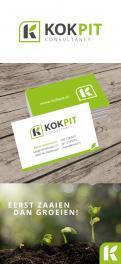 Logo & Huisstijl # 1076634 voor Maak een logo voor KOKPIT   Consultant voor MKB  wedstrijd