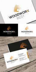 Logo & Huisstijl # 1036058 voor  Woodworx Best    Ontwerp een stoer logo   huisstijl   busontwerp   visitekaartje voor mijn timmerbedrijf wedstrijd