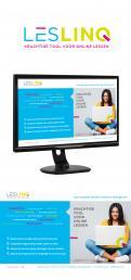 Logo & Huisstijl # 1082511 voor Ontwerp een logo en een webpage voor LesLinq  een nieuw te lanceren educatief platform wedstrijd
