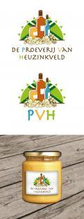 Logo & Huisstijl # 955712 voor Logo en warme, persoonlijke en onderscheidende huisstijl voor onze proeverij wedstrijd