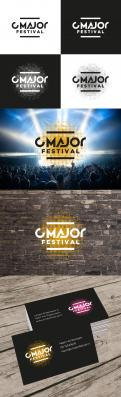 Logo & Huisstijl # 1091849 voor Stoere huisstijl en logo voor nieuw muziekfestival wedstrijd