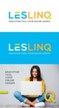 Logo & Huisstijl # 1081828 voor Ontwerp een logo en een webpage voor LesLinq  een nieuw te lanceren educatief platform wedstrijd