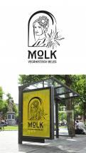 Logo & Huisstijl # 1046819 voor Beeldmerk en letterlogo   veganistische kaas wedstrijd