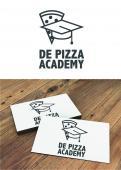Logo & Huisstijl # 952574 voor Huisstijl  De Pizza Academy  wedstrijd