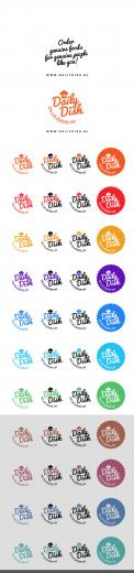 Logo & Huisstijl # 1127165 voor Ontwerp een fris logo voor een nieuwe maaltijdbox wedstrijd