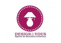 logo stationery 107963 for design vous agence de dcoration d intrieur