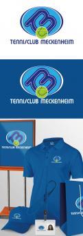 Logo & Corporate design  # 704636 für Logo / Corporate Design für einen Tennisclub. Wettbewerb