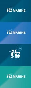 Logo & Huisstijl # 1044620 voor Een logo huisstijl voor een internationaal premium system integrator van H2  Hydrogen waterstof  installaties in de scheepvaart yachtbouw wedstrijd