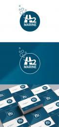 Logo & Huisstijl # 1044628 voor Een logo huisstijl voor een internationaal premium system integrator van H2  Hydrogen waterstof  installaties in de scheepvaart yachtbouw wedstrijd