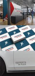 Logo & Huisstijl # 1041534 voor Ontwikkel een eigentijds logo en basis huisstijl  kleurenschema  font  basis middelen  voor  Experts in Flex'  wedstrijd