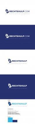 Logo & Huisstijl # 1031720 voor Ontwerp logo en huisstijl voor e rechtshulp com wedstrijd