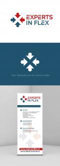 Logo & Huisstijl # 1041358 voor Ontwikkel een eigentijds logo en basis huisstijl  kleurenschema  font  basis middelen  voor  Experts in Flex'  wedstrijd