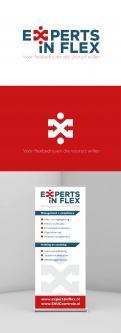Logo & Huisstijl # 1040494 voor Ontwikkel een eigentijds logo en basis huisstijl  kleurenschema  font  basis middelen  voor  Experts in Flex'  wedstrijd