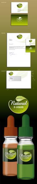Logo & stationery # 812172 for New CBD Eliquide Brand contest