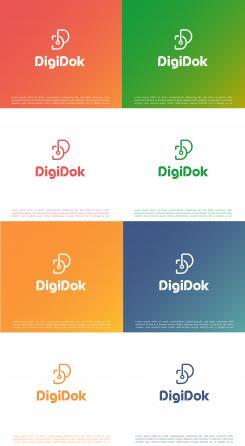 Logo & Huisstijl # 989893 voor Logo en huisstijl voor nieuw bedrijf in digitale zorg wedstrijd