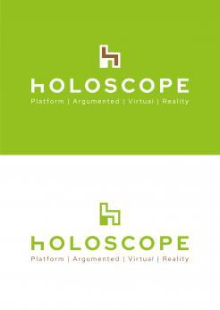 Logo & Huisstijl # 983648 voor Ontwerp een logo en huisstijl voor een Augmented Reality platform wedstrijd