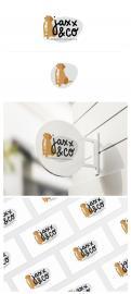 Logo & Huisstijl # 996434 voor Hondenuitlaatservice Jaxx   Co wedstrijd