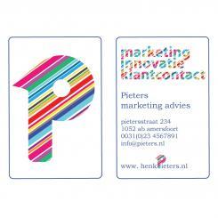 Logo & Huisstijl # 402 voor Fris en innovatief logo en huisstijl voor Pieters Marketing Advies wedstrijd