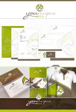 Logo & Corp. Design  # 501397 für Entwerfen Sie ein modernes+einzigartiges Logo und Corp. Design für Yoga Trainings Wettbewerb