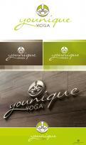Logo & Corp. Design  # 500616 für Entwerfen Sie ein modernes+einzigartiges Logo und Corp. Design für Yoga Trainings Wettbewerb