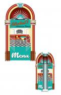 Logo & Huisstijl # 391471 voor Snackbar lunchroom amerikaanse jaren 50 en 60 stijl wedstrijd