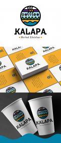 Logo & Huisstijl # 1048303 voor Logo   Huisstijl voor KALAPA   Herbal Elixirbar wedstrijd