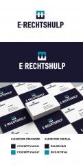Logo & Huisstijl # 1031568 voor Ontwerp logo en huisstijl voor e rechtshulp com wedstrijd