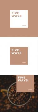 Logo & Huisstijl # 1013522 voor Five Ways Coffee Roastery and Cafe wedstrijd