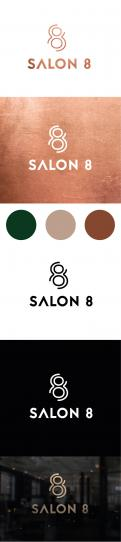 Logo & Huisstijl # 1013474 voor Ontwerp een minimalistisch maar luxe logo en huisstijl voor een schoonheidssalon wedstrijd