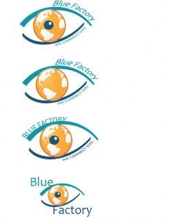 Logo & Huisstijl # 10379 voor blue factory wedstrijd