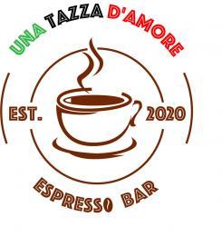 Logo & Huisstijl # 1151909 voor Ontwerp een korte  krachtige en pakkende bedrijfsnaam voor Espressobar! wedstrijd