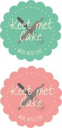 Logo & Huisstijl # 324329 voor Wordt jouw ontwerp de kers op mijn taart? Ontwerp een logo en huisstijl voor Keet met Cake! wedstrijd