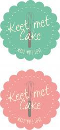 Logo & Huisstijl # 324311 voor Wordt jouw ontwerp de kers op mijn taart? Ontwerp een logo en huisstijl voor Keet met Cake! wedstrijd