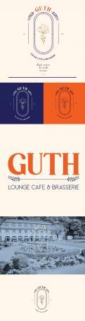 Logo & Huisstijl # 1202888 voor Lounge Cafe   Brasserie Guth wedstrijd