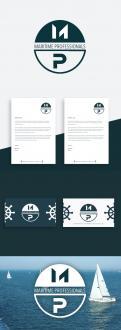 Logo & Huisstijl # 1194261 voor Ontwerp maritiem logo   huisstijl voor maritiem recruitment projecten bureau wedstrijd