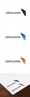 Logo & Huisstijl # 939967 voor 'Unfolding' zoekt logo dat kracht en beweging uitstraalt wedstrijd