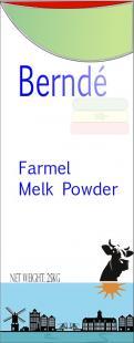 Logo & Huisstijl # 956823 voor Ontwerp een logo en verpakking voor melkpoeder wedstrijd