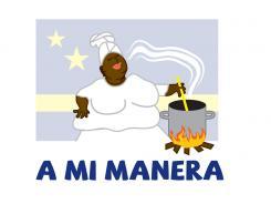 Logo & Huisstijl # 344089 voor A mi manera wedstrijd