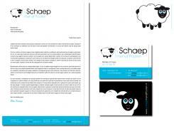 Logo & Huisstijl # 41372 voor 't Schaep met vijf Pooten zoekt een jasje - logo & huisstijl wedstrijd