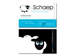 Logo & Huisstijl # 39886 voor 't Schaep met vijf Pooten zoekt een jasje - logo & huisstijl wedstrijd