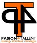 Logo & Huisstijl # 10479 voor Passion 4 Talent in een nieuw en pakkend jasje wedstrijd