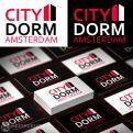 Logo & Huisstijl # 1040507 voor City Dorm Amsterdam  mooi hostel in hartje Amsterdam op zoek naar logo   huisstijl wedstrijd