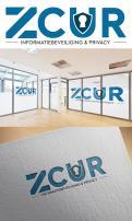 Logo & Huisstijl # 1005196 voor Logo   Huisstijl voor bedrijf Informatiebeveiliging en Privacy  ZCUR  wedstrijd