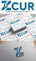 Logo & Huisstijl # 1005205 voor Logo   Huisstijl voor bedrijf Informatiebeveiliging en Privacy  ZCUR  wedstrijd