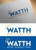 Logo & Huisstijl # 1082585 voor Logo en huisstijl voor WATTH sport  science and data wedstrijd