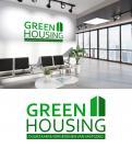 Logo & Huisstijl # 1061337 voor Green Housing   duurzaam en vergroenen van Vastgoed   industiele look wedstrijd