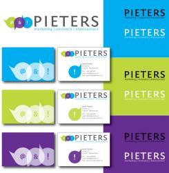 Logo & Huisstijl # 400 voor Fris en innovatief logo en huisstijl voor Pieters Marketing Advies wedstrijd