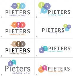 Logo & Huisstijl # 326 voor Fris en innovatief logo en huisstijl voor Pieters Marketing Advies wedstrijd