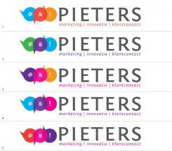 Logo & Huisstijl # 413 voor Fris en innovatief logo en huisstijl voor Pieters Marketing Advies wedstrijd
