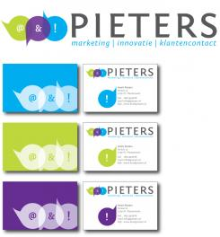 Logo & Huisstijl # 345 voor Fris en innovatief logo en huisstijl voor Pieters Marketing Advies wedstrijd